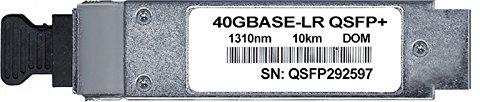 Lucent kompatibel qsfp-40g-lr-40GBASE-LR 10Km 1310nm QSFP + Transceiver - -