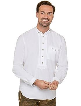 Stockerpoint Trachtenhemd Renus2 Weiss