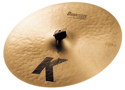 CRASH 15 K ZILDJIAN DARK THIN
