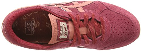 Onistuka Tiger Colorado Eighty-Five, Chaussures Multisport Outdoor Mixte adulte Rouge (Burgundy/Red Tabasco 2529)