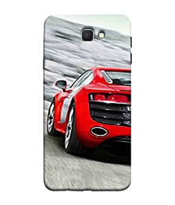 Fuson Designer Back Case Cover for Samsung Galaxy On Nxt (2016) (Wheels Porsche Turbo Engine Light)