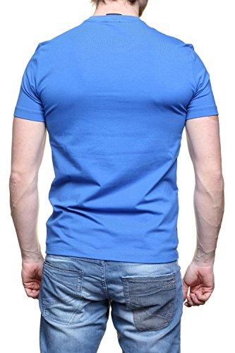 Emporio Armani Herren T-Shirt Blau
