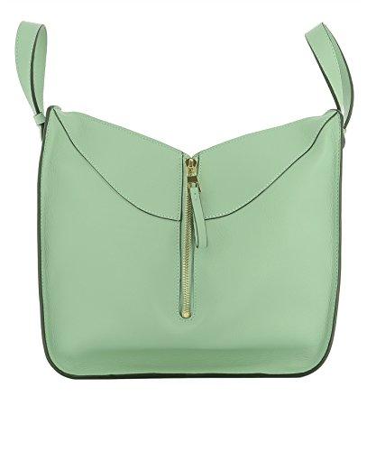 loewe-borsa-shopping-donna-38730n604180-pelle-verde