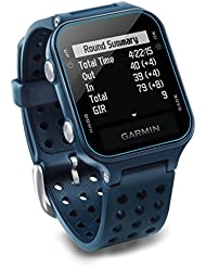Garmin Approach S20 Gps de Golf Mixte Adulte, Bleu Nuit