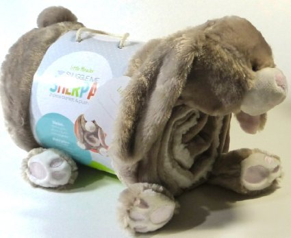 little-miracles-baby-blanket-plush-brown-bunny-rabbit-snuggle-me-sherpa-by-snuggle-me-sherpa