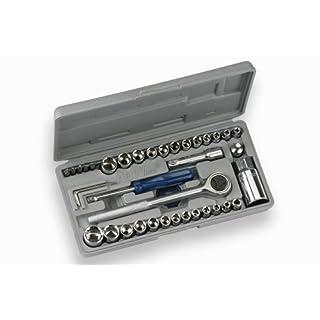 ADW Steckschlüsselsatz 40-teilig