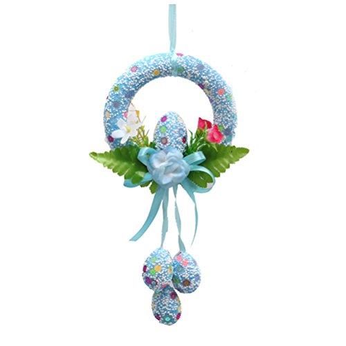 Wand Tür Hängende Ornamente DIY Schaum Ostern Party Dekoration Urlaub Geschenk Home Decor (Urlaub Tür Dekorationen)
