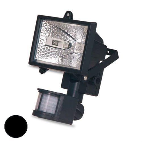 Evila–Spot HalogenA avec capteur + lampe 150W IP44no