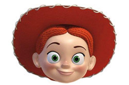 Bedruckte Gesichtsmaske von Jessie ()