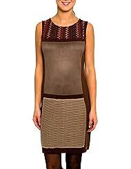 SMASH Augusta Vestido Estilo Pichi-A1661309, Robe de Chambre Femme