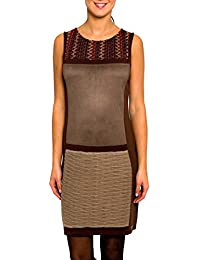SMASH Augusta Vestido Estilo Pichi-A1661309, Robe Femme