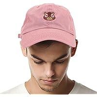 Gaddrt ricamo cotone berretto da baseball ragazzi ragazze snapback hip hop  cappello piatto d594d1bdd0f0