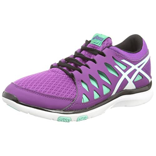 41AFZAwn2eL. SS500  - ASICS GEL-FIT TEMPO 2 Women's Fitness Shoes (S563N)