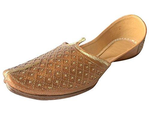 Step n Style Mens Khussa Shoes Juttis Pakistani Shoes Sherwani Slipper Mens...