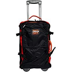 Superdry Montana Hombre Holdall Negro