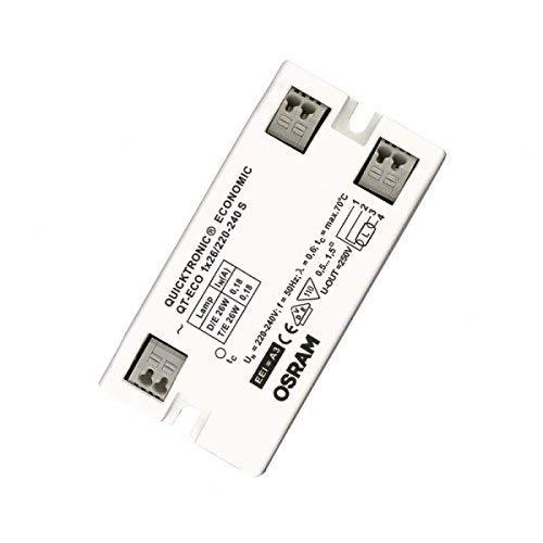 Ledvance Vorschaltgerät, Metall, Integriert, 10 W, Grau, 35 x 35 x 25 cm -