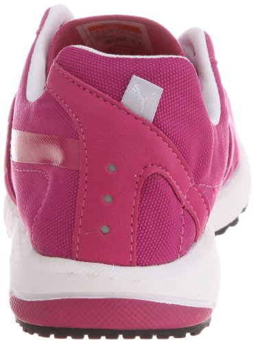 Puma - Faas 300 Canvas Wn's, Scarpe da corsa Donna Rosa (Pink (raspberry rose-white 02))