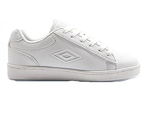 Umbro Chaussures de Foot Pour Homme Bianco
