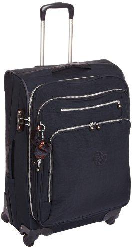 La valise souple Youri Spin : pour voyageur solo
