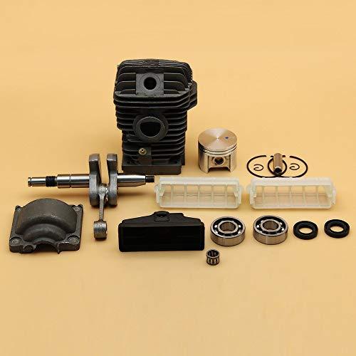 Laliva Zylinderkolben Kurbelwellenlager Öldichtung Luftfilter Kit für STIHL MS250 MS230 025 023 MS 250 230 Motorsäge Motorteile