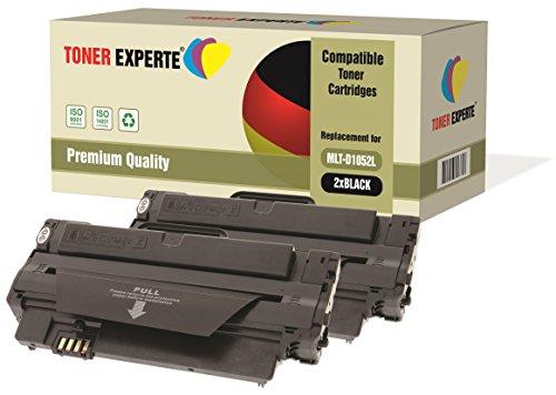2er-Pack TONER EXPERTE® Premium Toner kompatibel zu MLT-D1052L für Samsung ML-1910, ML-1911,...