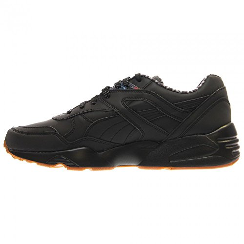 Puma x Alife R698 Cuir Baskets Black