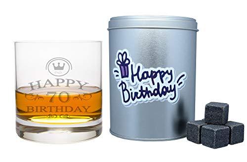 Amavel Whiskyglas Mit Gravur Zum 18 Geburtstag Elegant 18 Jahre