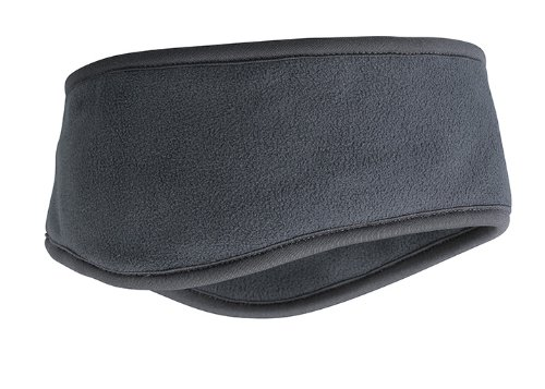 Myrtle Beach Uni Stirnband Thinsulate, dark-grey, One size, MB7929 dgre