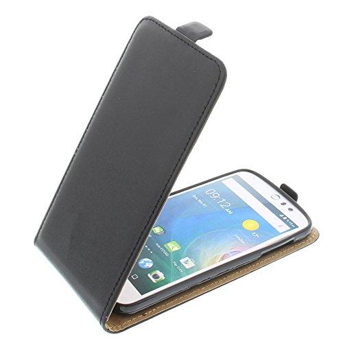 foto-kontor Tasche für Acer Liquid Z530 Liquid M530 Smartphone Flipstyle Schutz Hülle schwarz