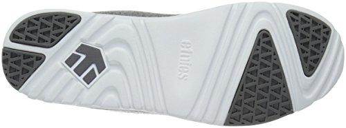 Etnies Scout, Chaussures de skateboard homme BLACK/CHARCOAL/SILVER