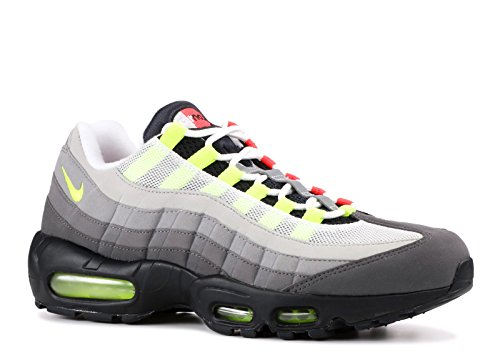 Nike Air Max 95 'Greedy' OG QS 2015 - Schwarz/Orange