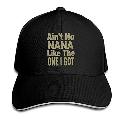 Zengyan Men's Women's Ain't No Nana Like I Got Peaked Sandwich Hat - Nana Jugend T-shirt