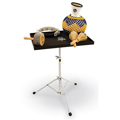LATIN PERCUSSION ASPIRE LPA521 PERCUSSION TABLE · SOPORTE PERCUSION