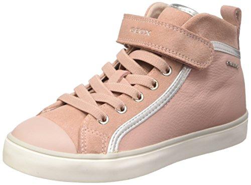 Geox Jr Ciak I Mädchen Sneaker Pink - Rose (C8011)