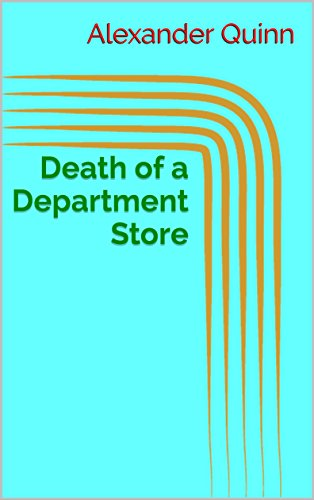 Death of a Department Store (English Edition)