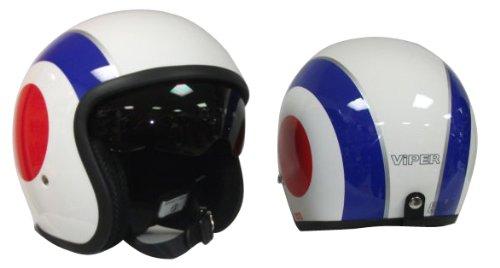 viper-rs-vo6-casco-de-diseno-con-cara-al-descubierto-de-objetivo-para-tiro-con-en-interior-y-exterio