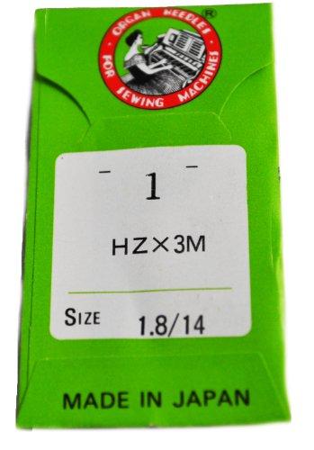 OrganTwin 12CP 90-eine Sticknadel