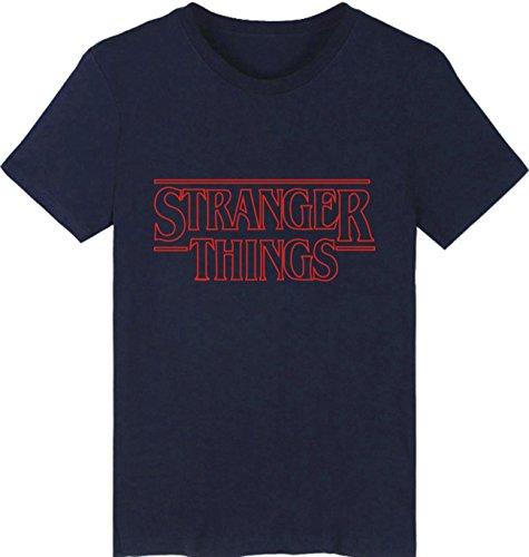 SERAPHIE Unisex Stranger Things T-Shirt Sommer Stranger Things T-Shirt Männer Hip Hop Stranger Things Tshirt königlich-3 XL (Hip Hop-t-shirt)