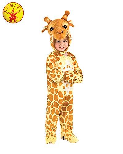 MCS Rubie 's Costume Co Rubie 's Silly Safari Giraffe Kostüm-Kleinkind (2-3Jahre)