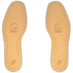 Batz Leather Comfort Plantillas de Cuero de Excelente Calidad - EU 39/40 dmoND9k