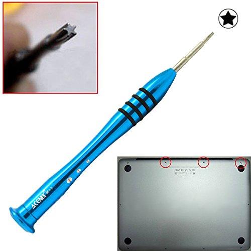 1,2mm 5Star 5-Punkt-Pentalobe Schraubendreher Repair Tool für MacBook Air Pro UK