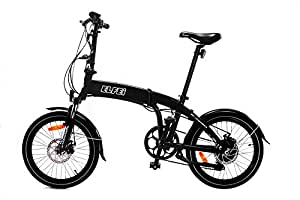 elfei compact elektro klapprad e bike klapprad city. Black Bedroom Furniture Sets. Home Design Ideas