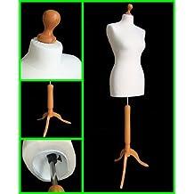 The Shopfitting Shop Mannequin de vitrine/buste de couture Femme Taille 36