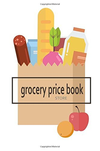 Grocery Price Book: Stores: Purse Size by Sarie Smith (2016-06-04)