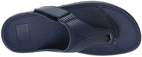 FitFlop Herren Trakk II Pool Sandalen Blau (Midnight Navy)