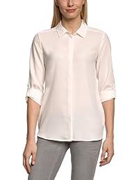 ESPRIT Collection Damen Bluse 994EO1F901 Regular Fit
