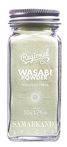 Wasabi in Polvere 50 g - Wasabi Powder