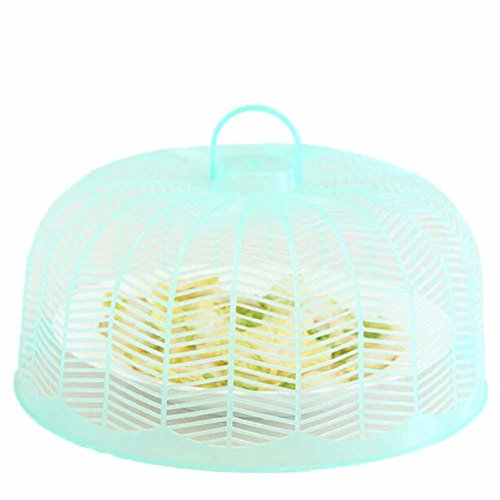 Gaddrt Küche Essen Abdeckung Speiseschirm Fliegen Moskito Net Zelt Insektenschutzhaube für Picknick Barbecue Party (Grün)