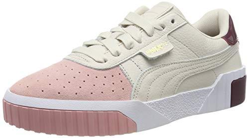 Puma Damen Cali Remix WN's Sneaker, (Pastel Parchment-Bridal Rose 01), 6.5 EU (Knöchel-sneakers Puma-hohe)