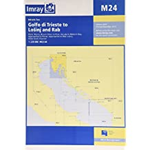 Imray Chart M24: Golfo di Trieste to Losinj and Rab